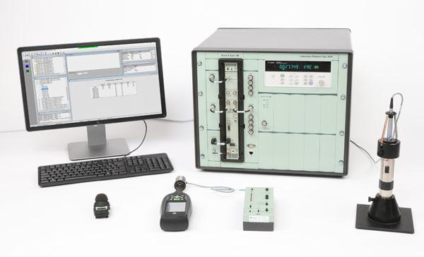 Лабораторна проверка, калибриране на шумомери, калибратори и дозиметри